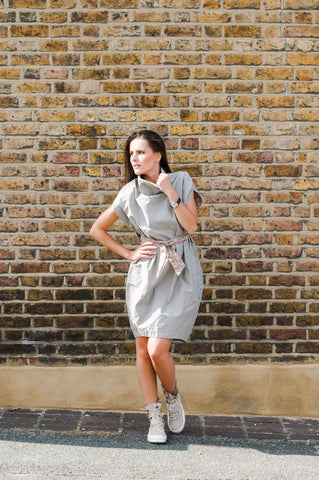 Salt Water Taffeta Dress