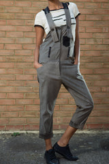 Hand In My Pocket Khaki Jumpsuit