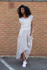 now or never maxi dress
