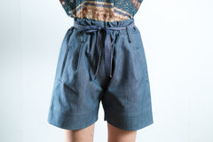 Blue Bee Doo Shorts