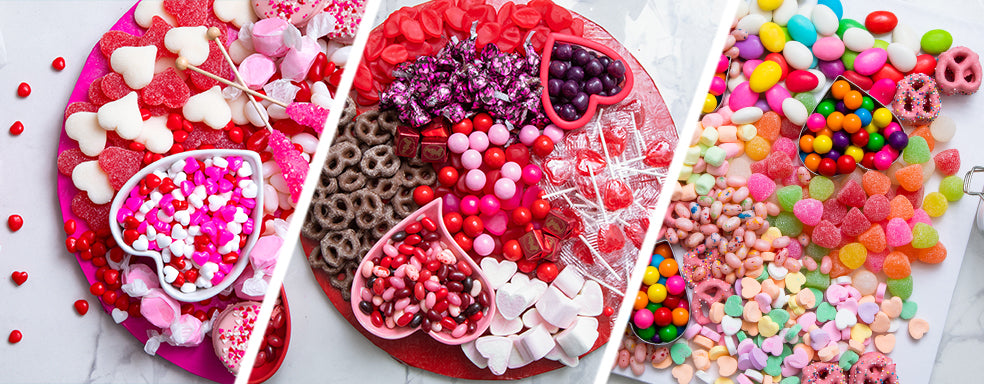 5 Steps To Making The Perfect Candy Charcuterie Board This Valentine's Day