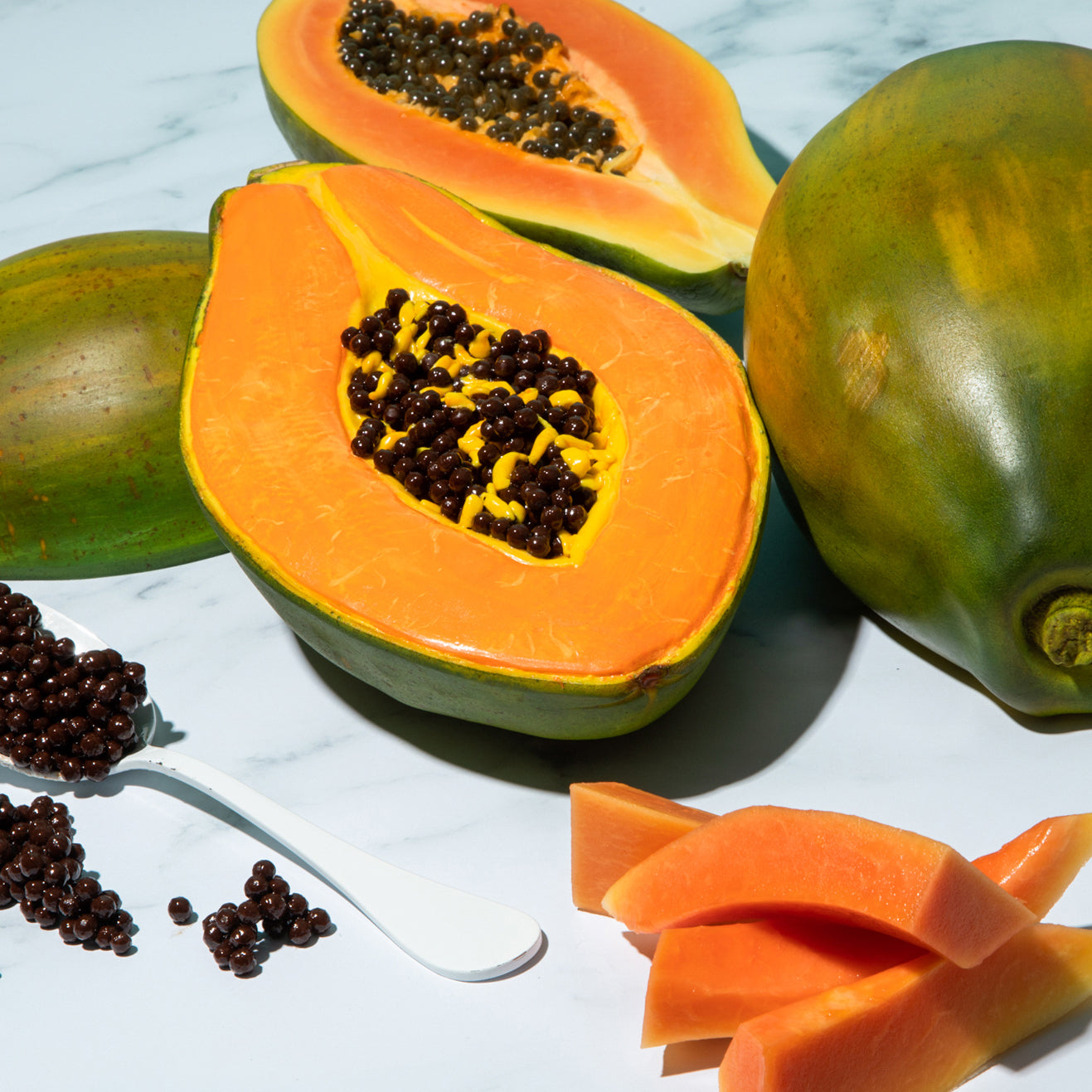 Giant Papayas