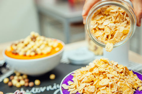 Cereal Bowl Cake How To Cake It Yolanda Gampp Frosted Flakes