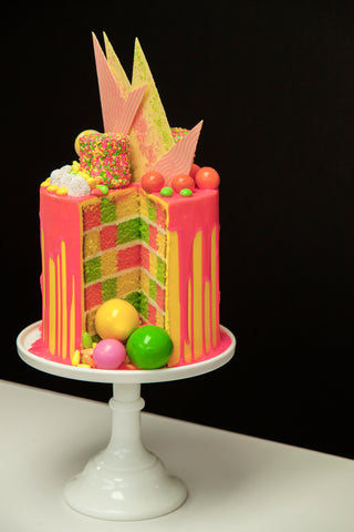 How To Cake It Yolanda Gampp Checkerboard Candy Cake