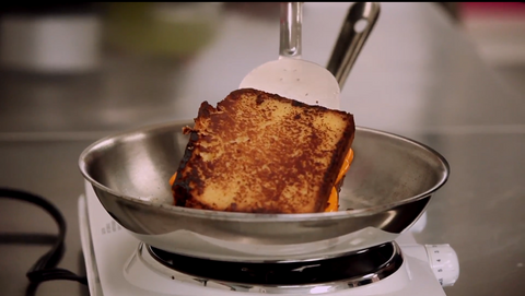 How To Cake It Yolanda Gampp Grilled Cheese Cake