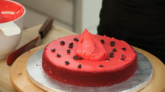 How To Cake It Yolanda Gampp Watermelon Cake Pink Velvet