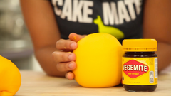 How To Cake It Yolanda Gampp Vegemite Jar Cake Fondant