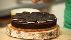 How To Cake It Yolanda Gampp Smoreo Cake Chocolate Ganache Oreo