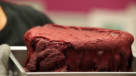 How To Cake It Deep Red Velvet Cake Batter Recipe