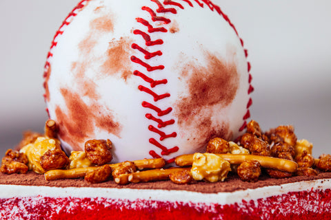 How To Cake It Yolanda Gampp World Series Cake