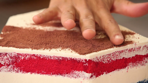 How To Cake It Yolanda Gampp World Series Cake Dirt