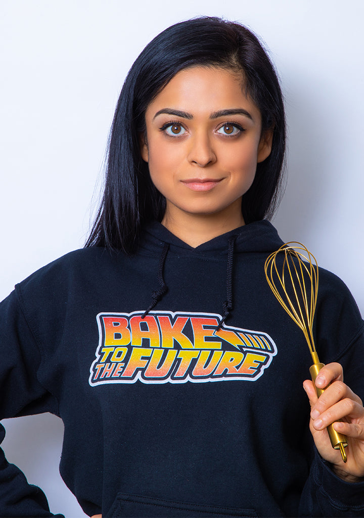 LIMITED EDITION: Bake To The Future Hoodie