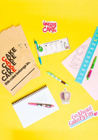 Bake To School Bundle