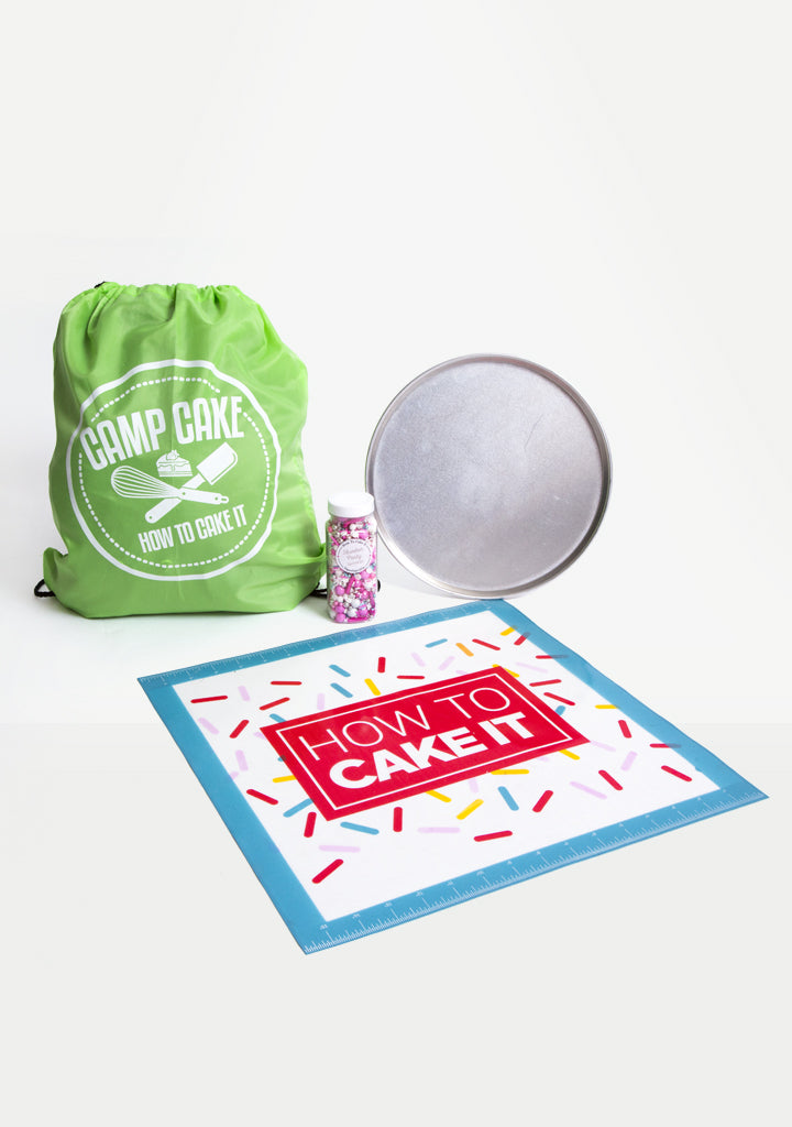 Camp Cake Standard Slumber Party Bundle