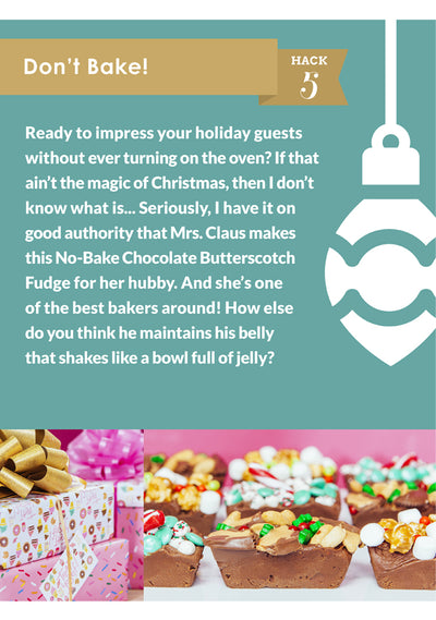 Holiday Baking Hacks E-Book