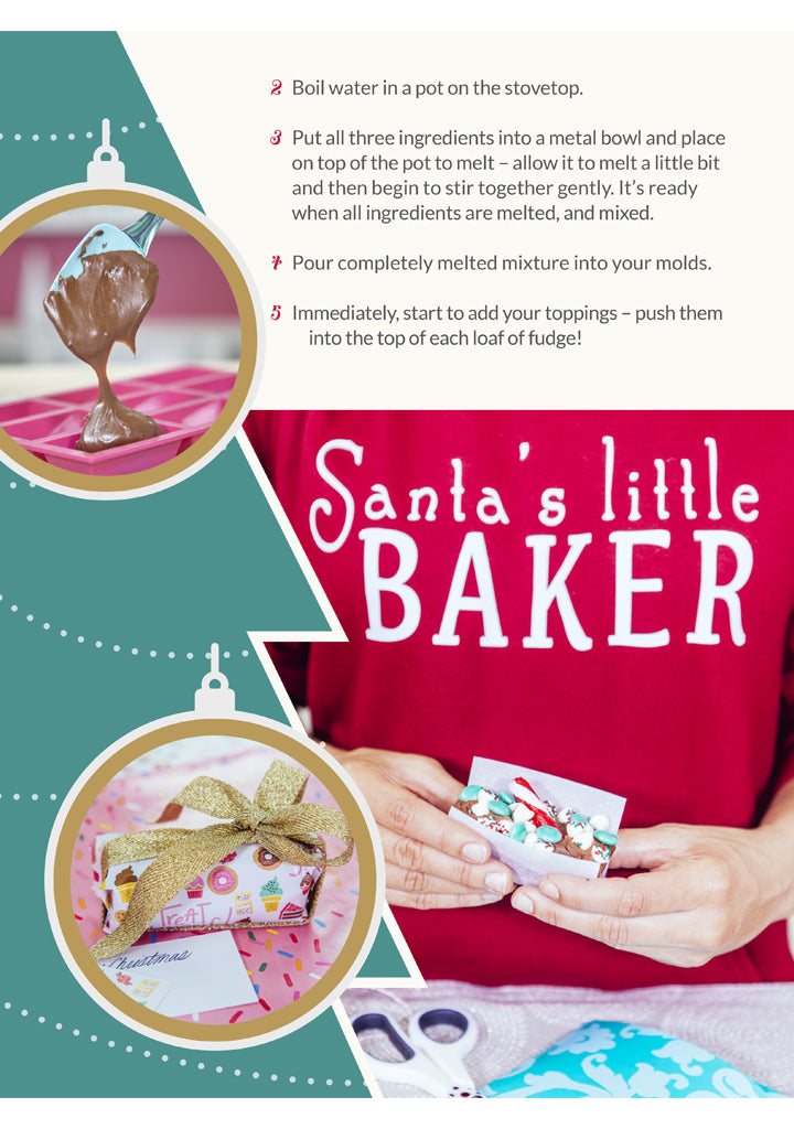 Holiday Baking Hacks Ebook