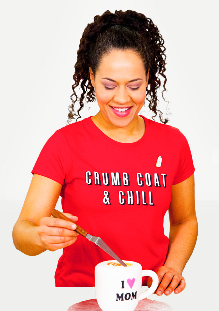 Crumb Coat & Chill Tee