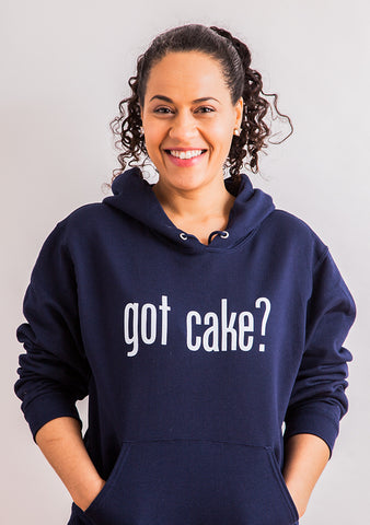 Got Cake Hoodie - New for 2018!