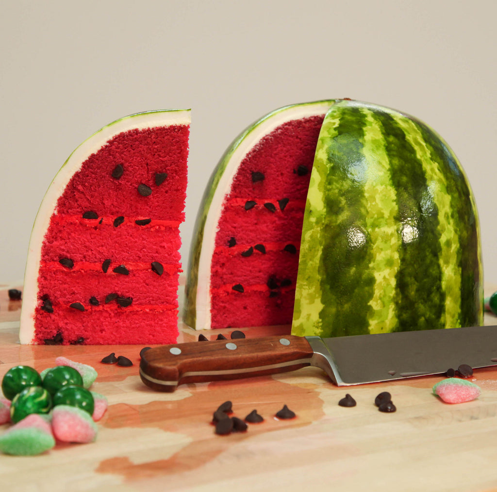 Watermelon Cake Pan & Heating Rod