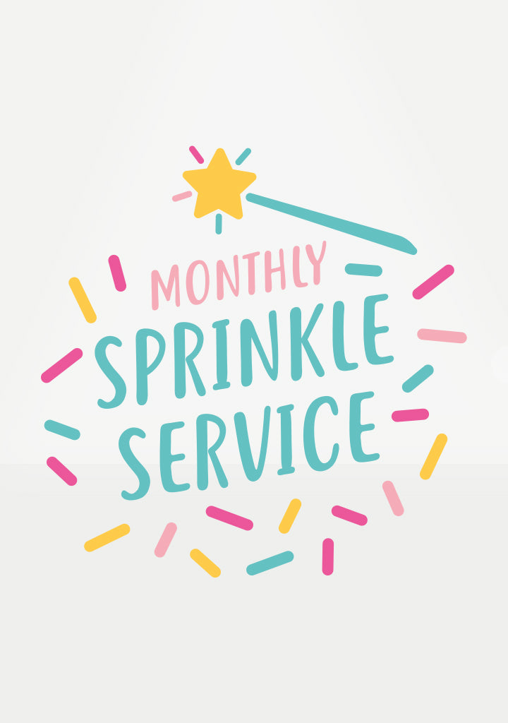 Monthly Sprinkle Service