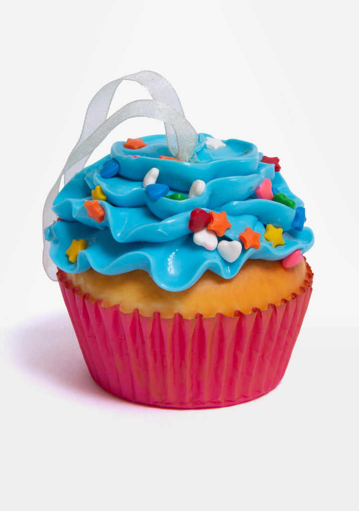 Sweet Cupcake Holiday Ornament