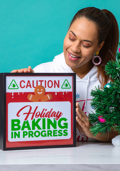 How To Cake It x Amped & Co Lightbox- LIMITED HOLIDAY EDITION!