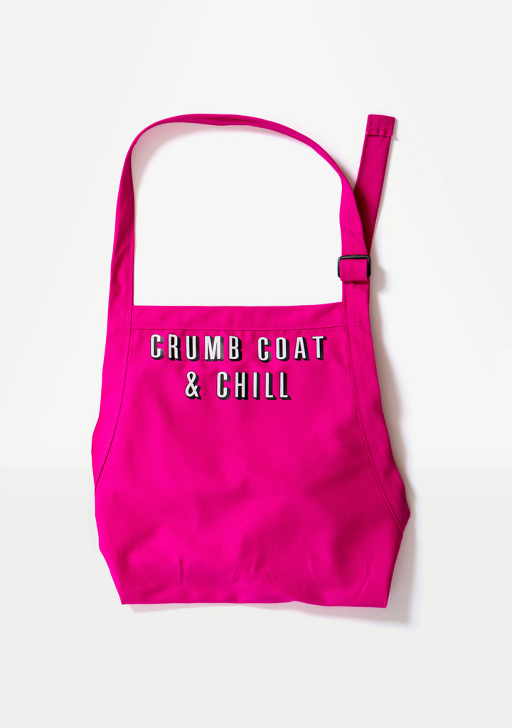 Crumb Coat & Chill Apron