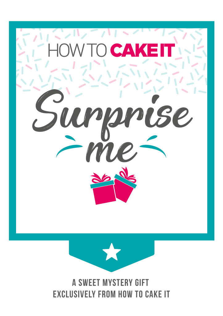 Surprise Me! Mystery Gift