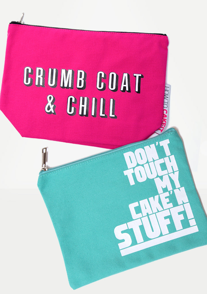 Cake Tools Zipper Pouch Bundle- NEW!!