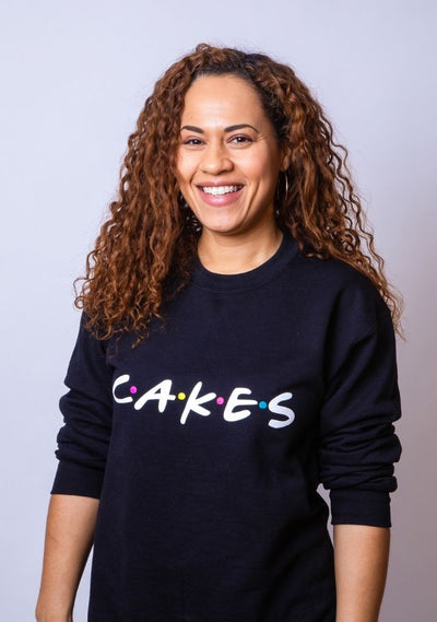 LIMITED EDITION: CAKES Crewneck Sweater