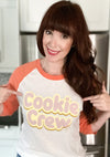LIMITED EDITION: Cookie Crew Baseball Tee