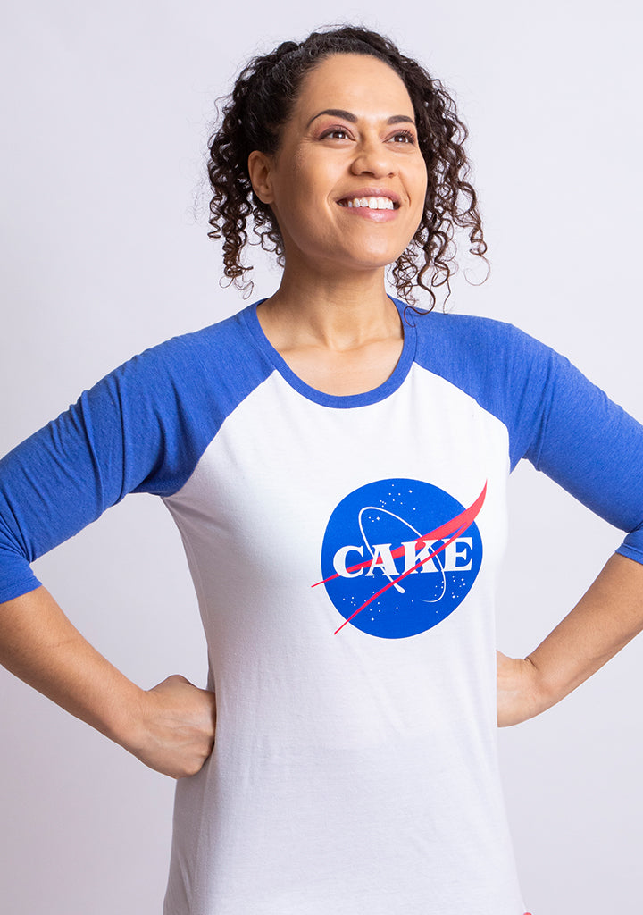 LIMITED EDITION: Space Cake Baseball Tee