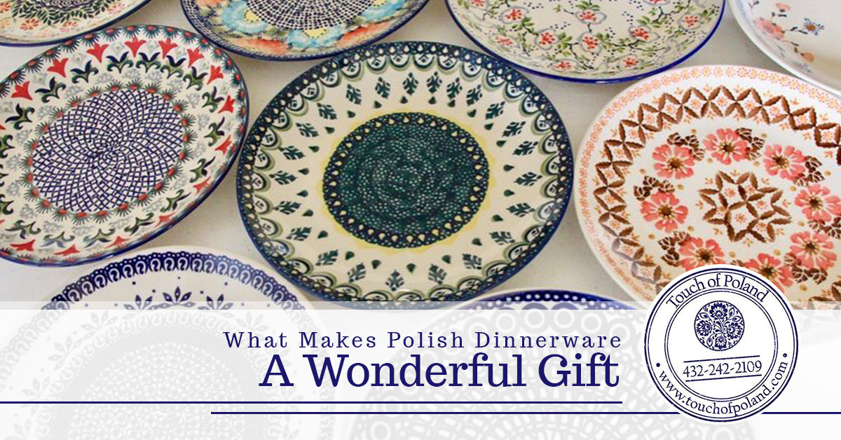 What Makes Polish Dinnerware a Wonderful Gift