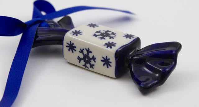 Rectangular Candy Ornament