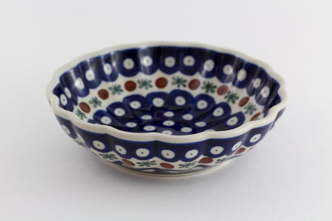 Small Scalloped Bowl