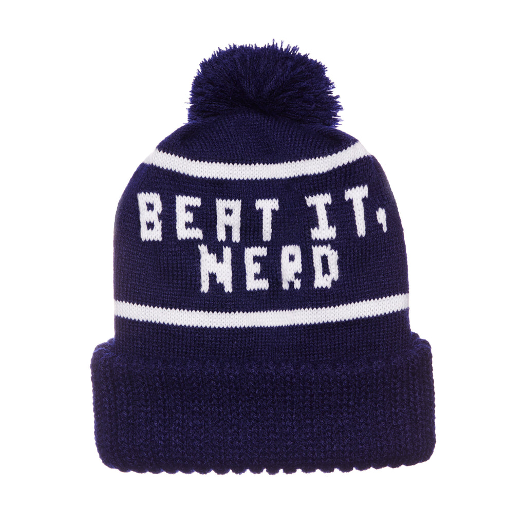 Beat It, Nerd Pom Beanie