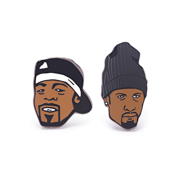 Method Man & Redman Pins