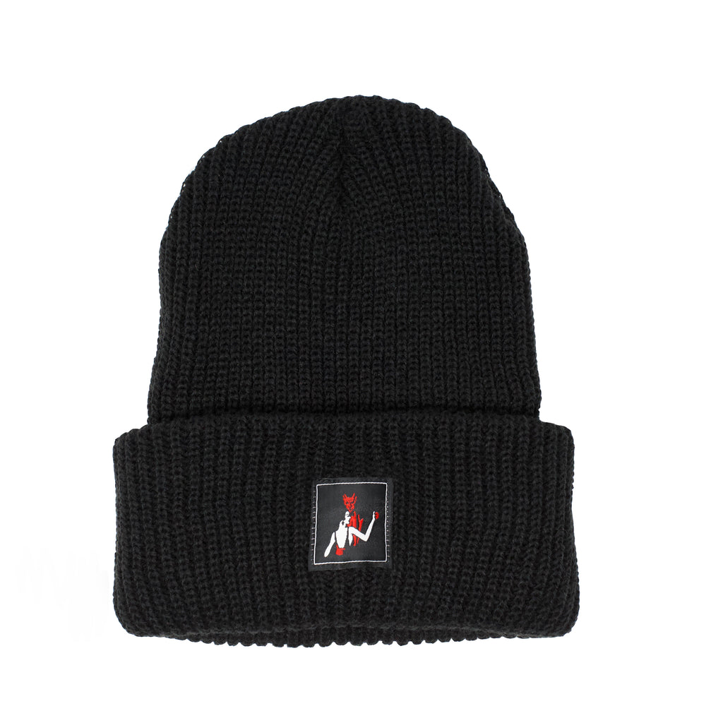 Dance with the Devil Beanie - Black