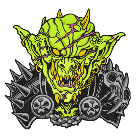 Goblin Back Patch