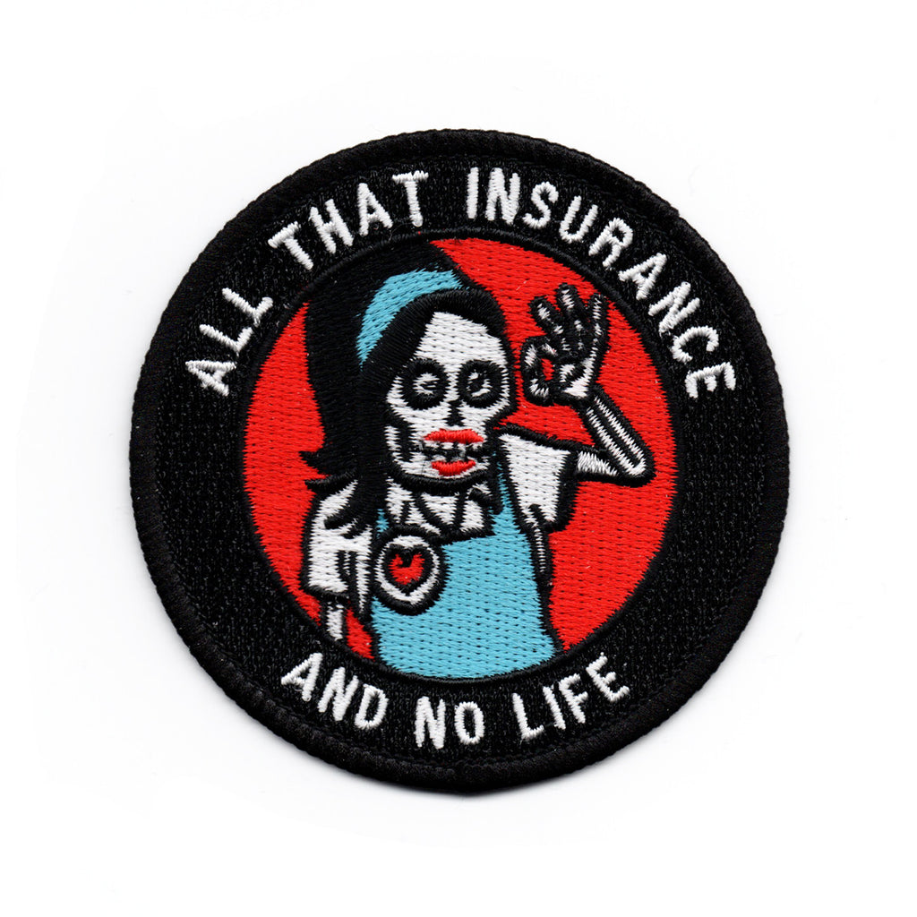 No Life Patch