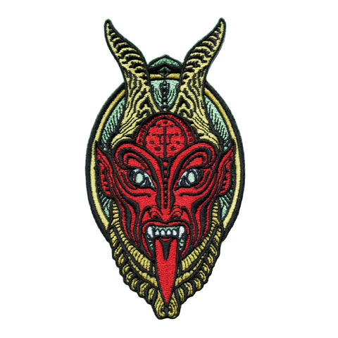 Krampus Patch
