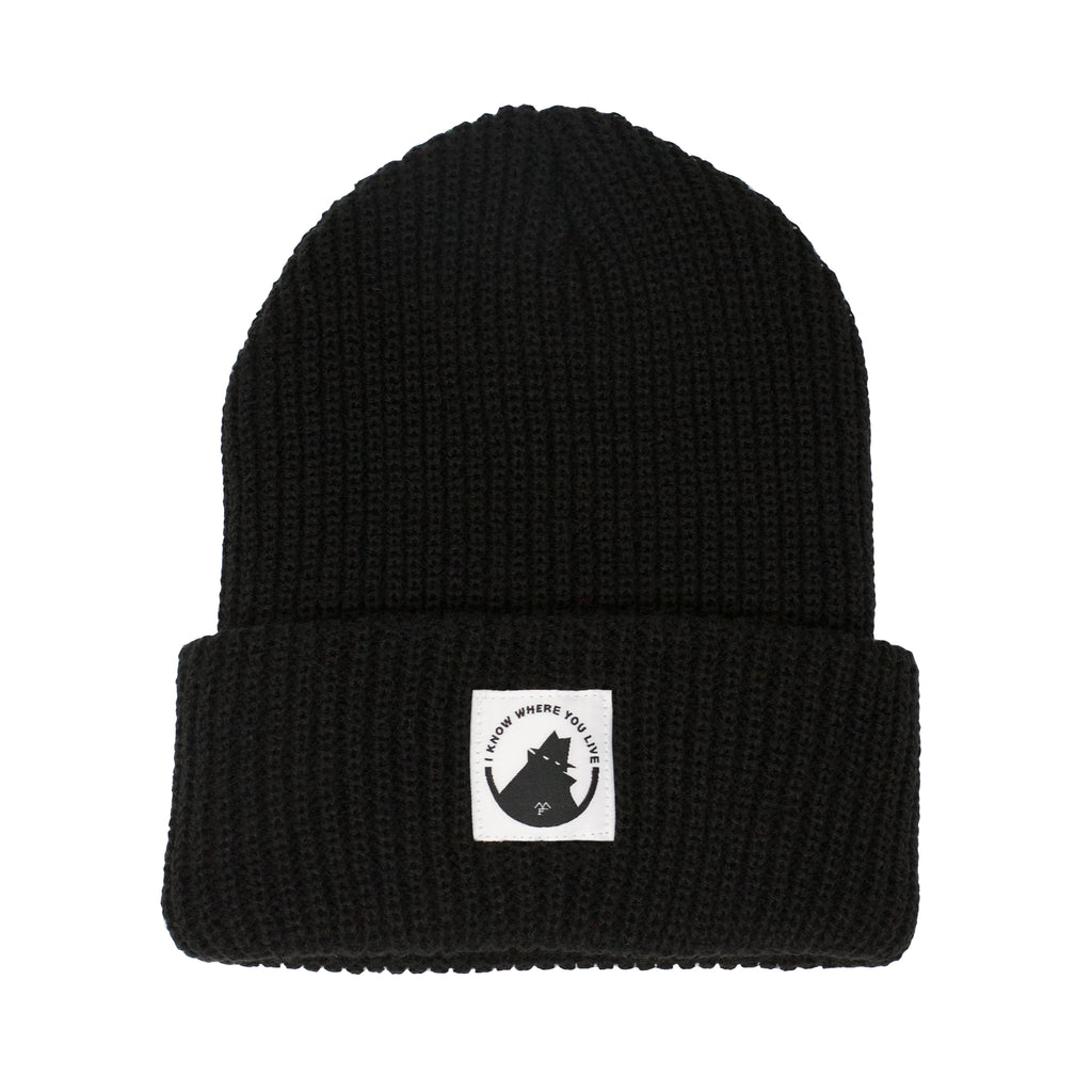 Neighborhood Watch Beanie
