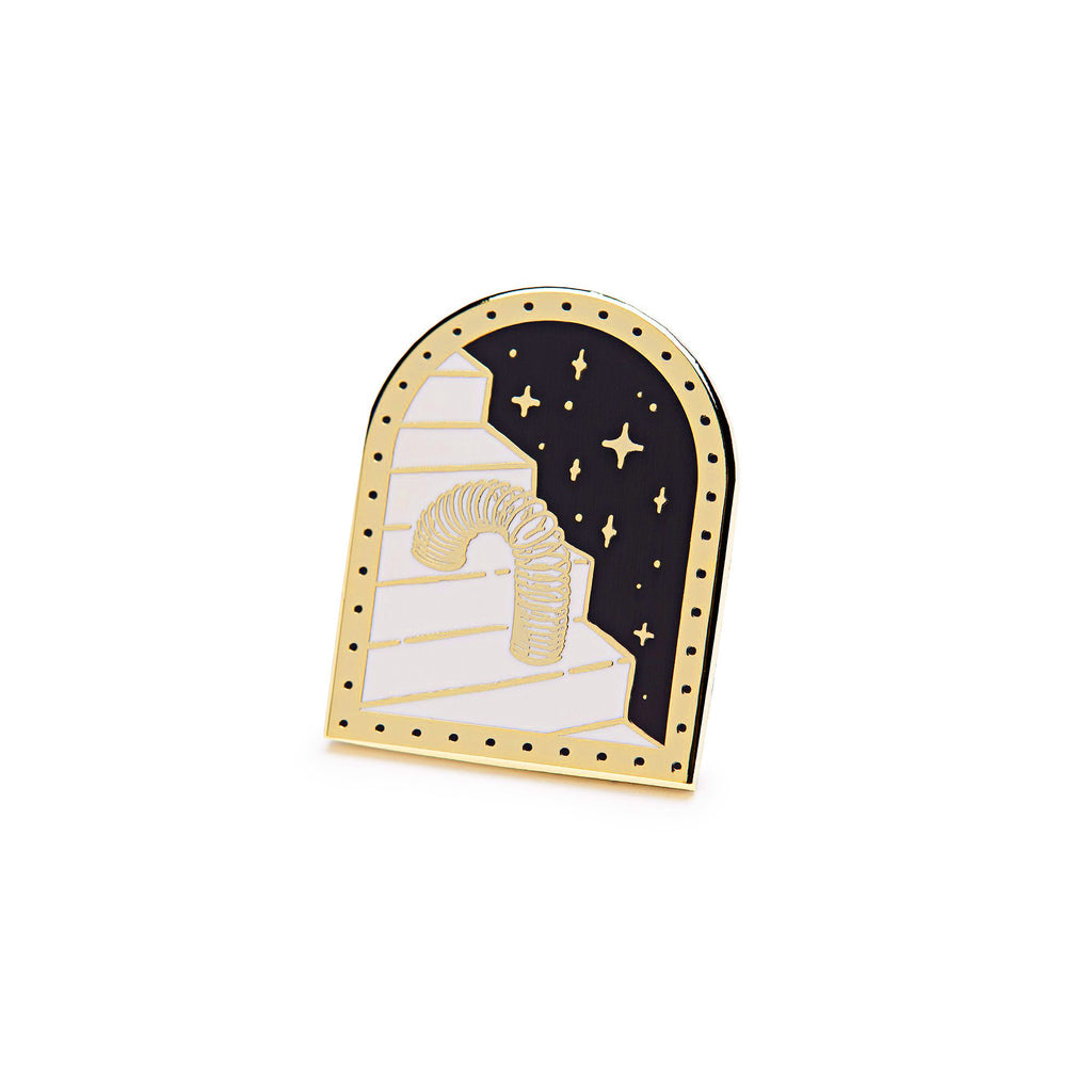 Stairway to Heaven Pin