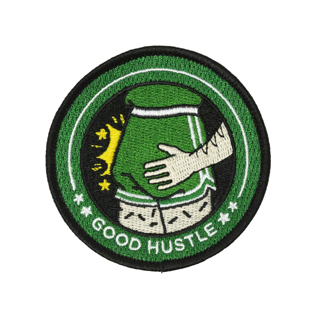 Good Hustle Patch