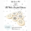 The Winter Snowflake Embroidery Collection