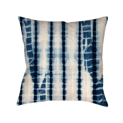 Japanese Shibori 14 Printed Bohemian Pillow