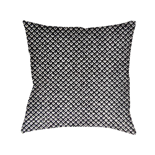 Japanese Shibori 33 Printed Bohemian Pillow
