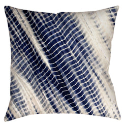 Japanese Shibori 32 Printed Bohemian Pillow