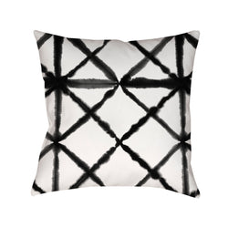 Japanese Shibori 9 Printed Bohemian Pillow