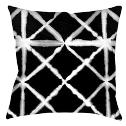 Japanese Shibori 8 Printed Bohemian Pillow